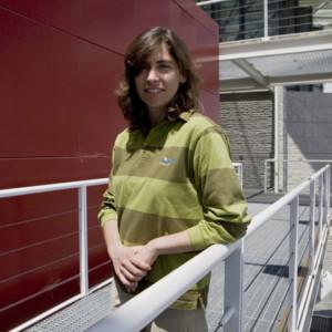Núria Baylina, 37. Curadora do departamento de Biologia do Oceanário desde a sua fundação em 1997